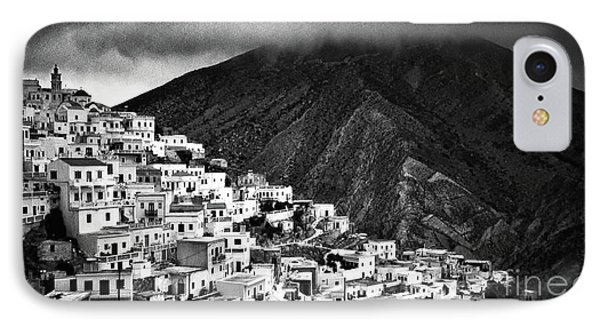 Olympos. Karpathos Island Greece IPhone 7 Case