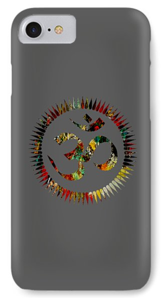 Om Collection IPhone Case by Marvin Blaine