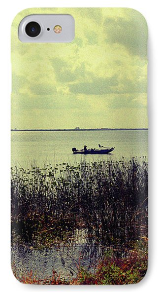 On A Sunny Sunday Afternoon Phone Case by Susanne Van Hulst