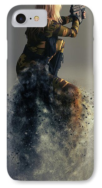 On Duty IPhone Case