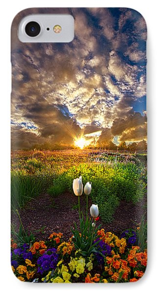 On Earth As It Is In Heaven IPhone Case