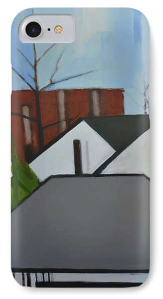 On Palisade IPhone Case by Ron Erickson