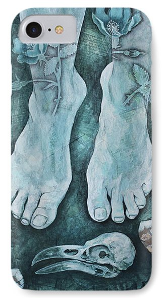 On Sacred Ground IPhone Case by Sheri Howe
