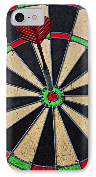 On Target Bullseye IPhone Case