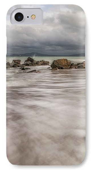 On The Black Sea Coast IPhone Case