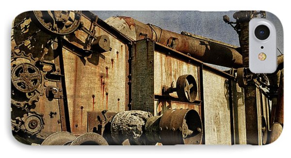 IPhone Case featuring the photograph On The Farm 2.0 by Michelle Calkins