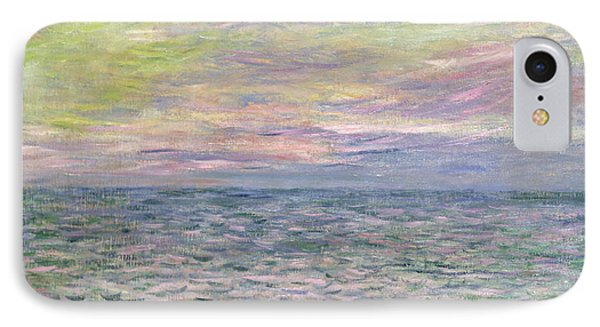 On The High Seas IPhone Case by Claude Monet