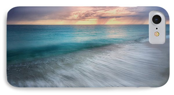 On The Horizon  IPhone Case by Nicki Frates