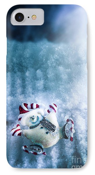 On The Ice IPhone Case by Jorgo Photography - Wall Art Gallery