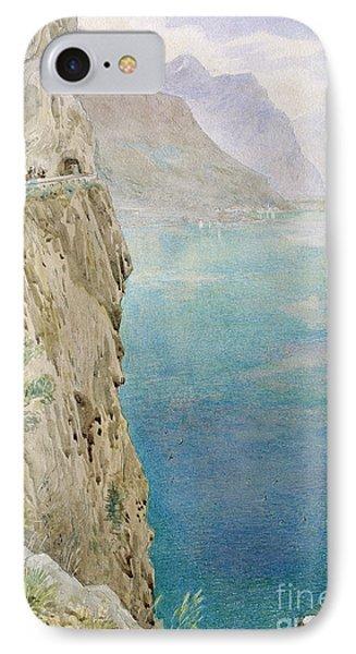 On The Italian Coast Phone Case by Harry Goodwin