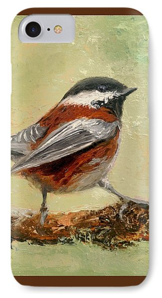 On The Lookout Phone Case by Barbara Andolsek