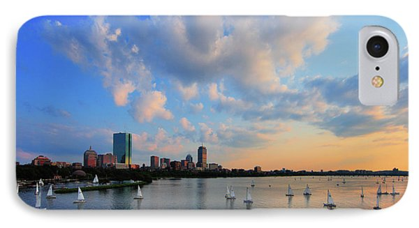 On The River IPhone 7 Case by Rick Berk