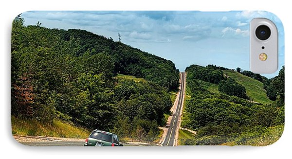 On The Road Again Phone Case by Jeff S PhotoArt