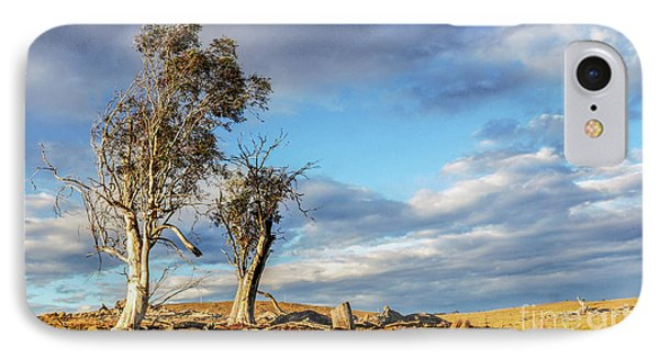 On The Road To Cooma IPhone Case