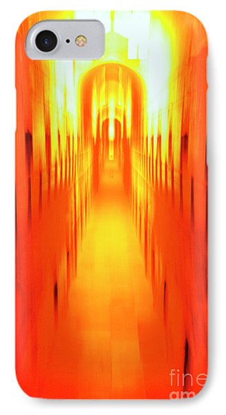 IPhone Case featuring the photograph On The Way To Death Row by Paul W Faust - Impressions of Light