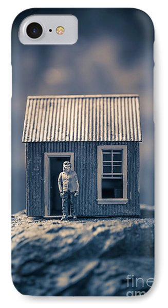 IPhone Case featuring the photograph On Top Of Old Smokey by Edward Fielding