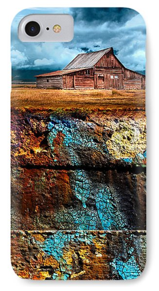 On Top Of The World IPhone Case by Jacky Gerritsen