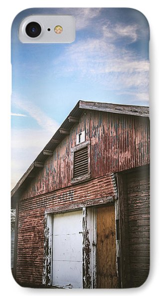 IPhone Case featuring the photograph Once Industrial - Series 1 by Trish Mistric