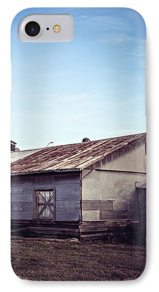IPhone Case featuring the photograph Once Industrial - Series 2 by Trish Mistric