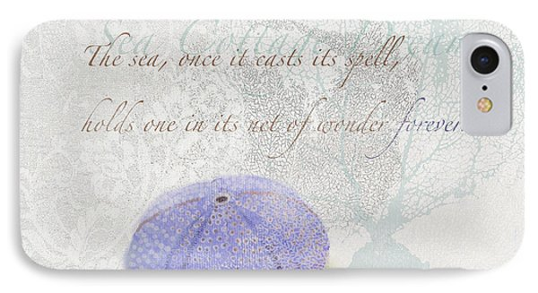 Once The Sea Casts It's Spell IPhone Case