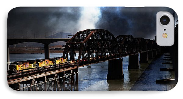 Once Upon A Time In The Story Book Town Of Benicia California -  IPhone Case