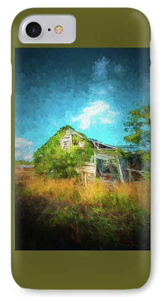 Once Was Home IPhone Case by Marvin Spates