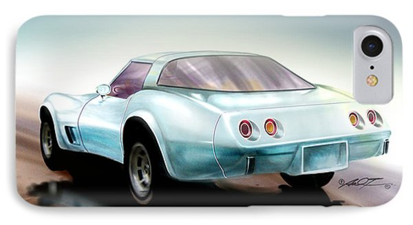 Once You Have Owned A Vette... IPhone Case