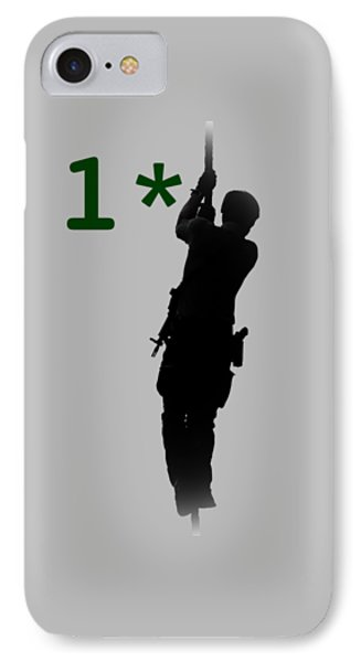 IPhone Case featuring the photograph One Asterisk by David Morefield