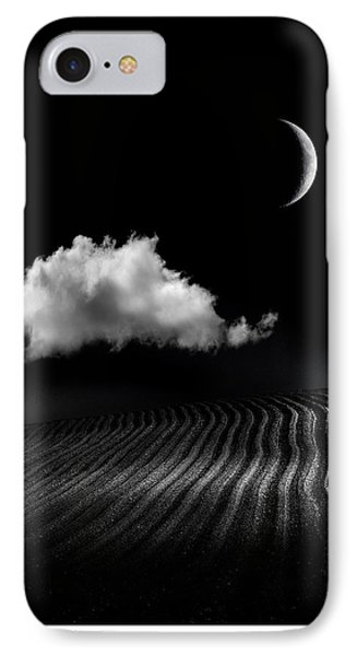 One Cloud Phone Case by Mal Bray