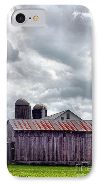 One Fine Cloudy Day  IPhone Case