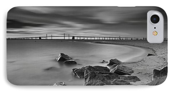 IPhone Case featuring the photograph One For The Road by Edward Kreis