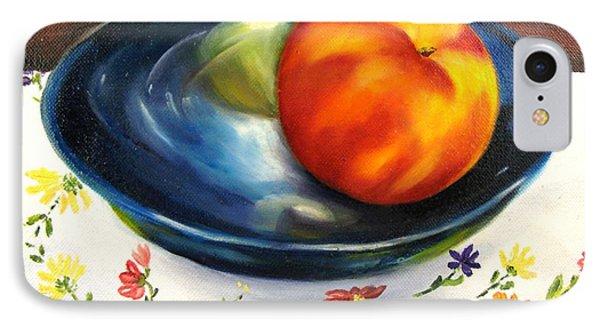 One Good Peach IPhone Case