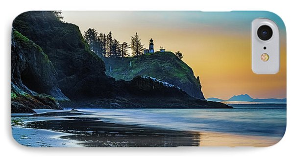 One Morning At The Beach IPhone Case by Ken Stanback