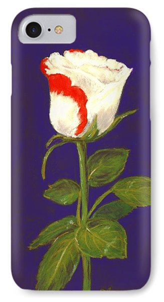 One Rose IPhone Case