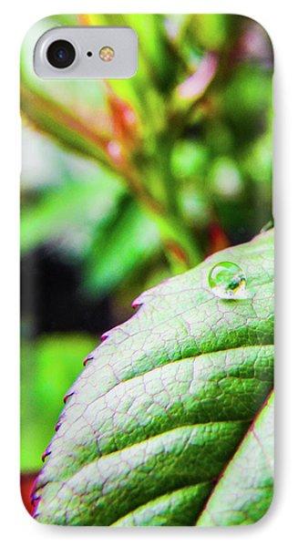 One Waterdrop Phone Case by Cesar Vieira
