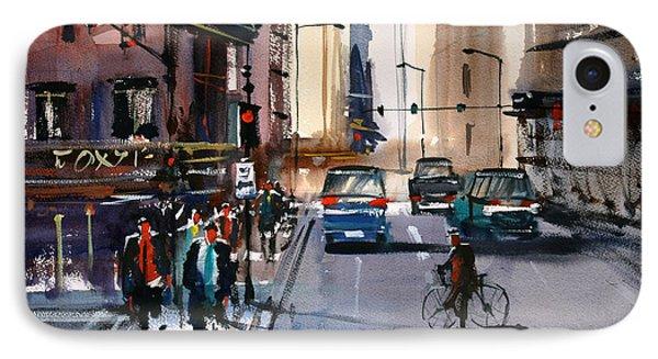 One Way Street - Chicago IPhone Case