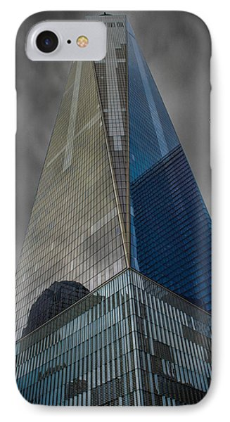 One World Observatory Ny IPhone Case by Martin Newman