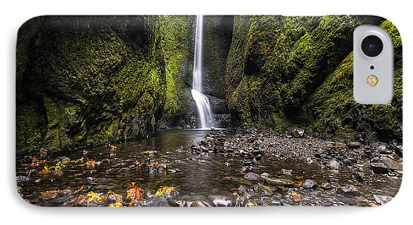 Oneonta Gorge IPhone Case by Mark Kiver
