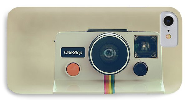 IPhone Case featuring the photograph Onestep Polaroid by Ana V Ramirez