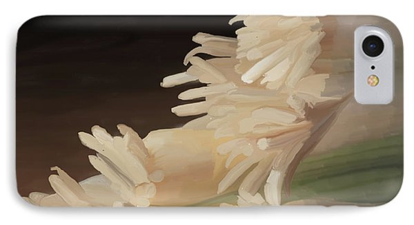 Onions 01 IPhone Case by Wally Hampton