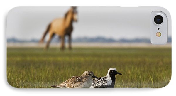 Onlooker IPhone Case by Bob Decker