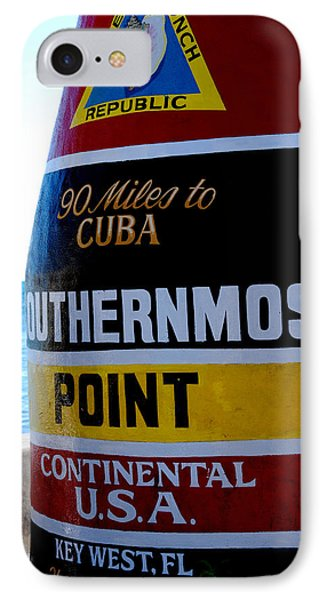 Only 90 Miles To Cuba IPhone Case