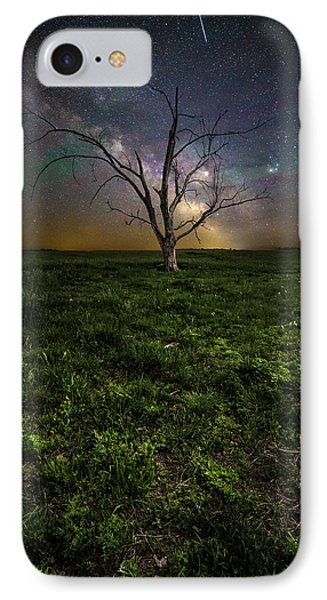 IPhone Case featuring the photograph Only by Aaron J Groen