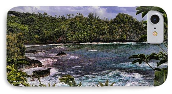Onomea Bay Hawaii IPhone Case
