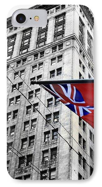 Ontario Flag IPhone Case