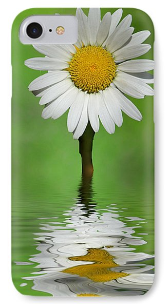Oops Za Daisy IPhone Case by Rick Friedle