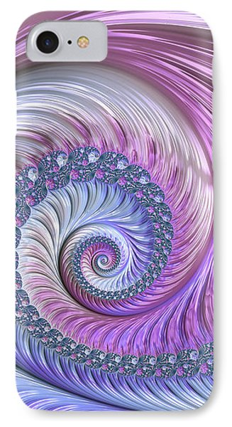 Opal Nautilus IPhone Case