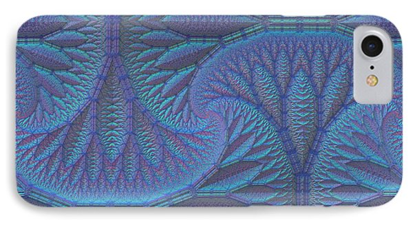 IPhone Case featuring the digital art Opalescence by Lyle Hatch