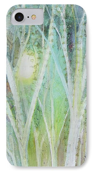 Opalescent Twilight I IPhone Case