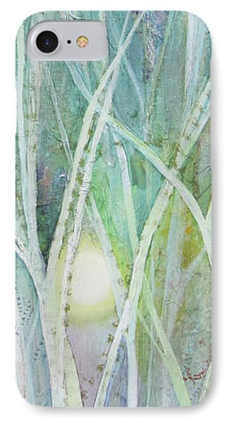 Opalescent Twilight II IPhone Case by Shadia Derbyshire